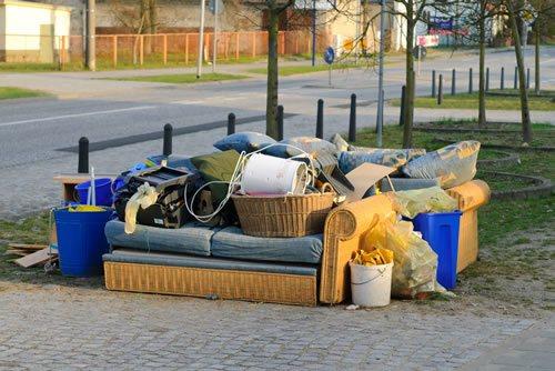 Garbage, Junk, Waste & Cheap Rubbish Removal
