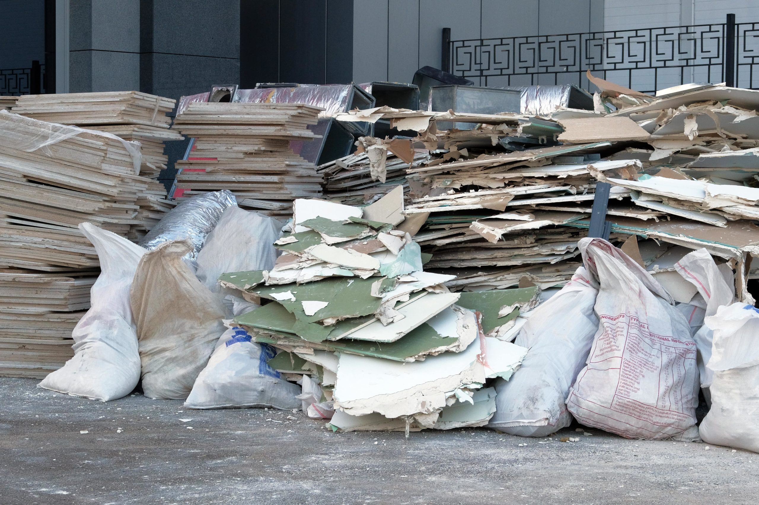 From Muck to Truck We will Arrange All for Rubbish Removal