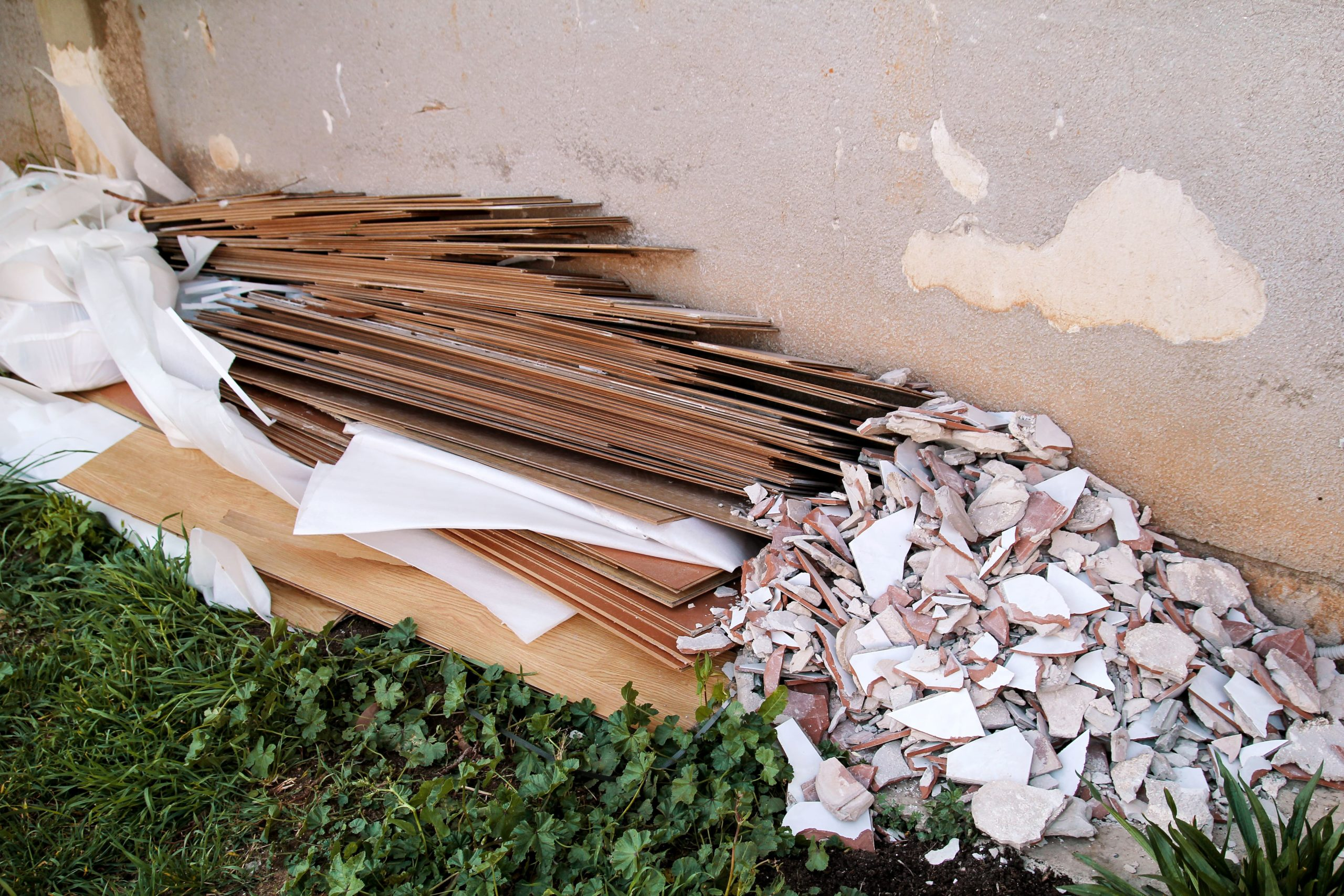 Construction Waste Disposal