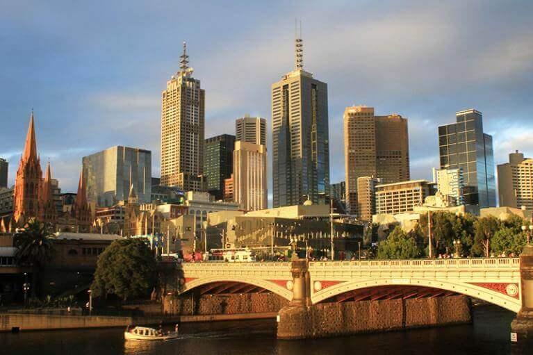 About Melbourne